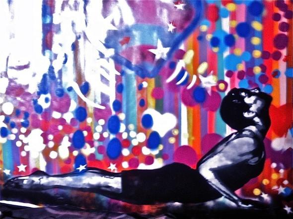 Граффити от легенды стрит-арта Jef Aerosol. Изображение № 15.