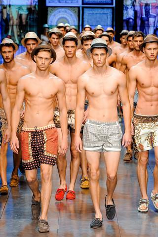 Изображение 12. Мужская неделя моды в Милане: мнения.. Изображение № 18.
