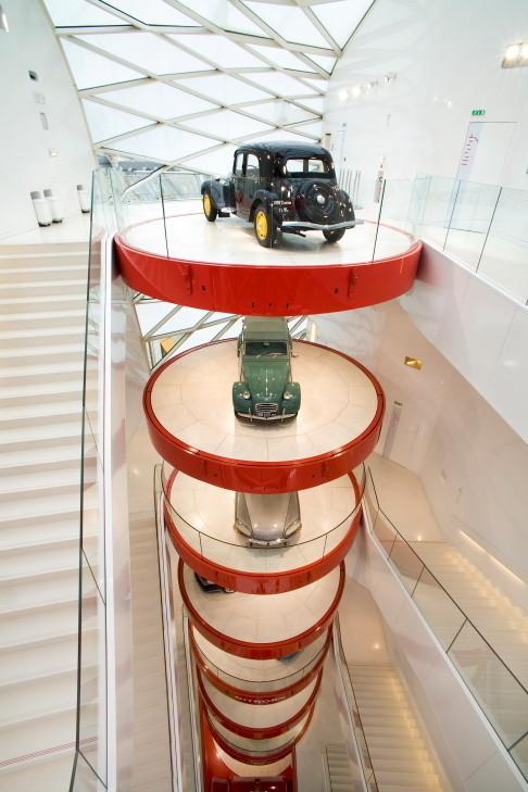 Citroën building. Изображение № 4.