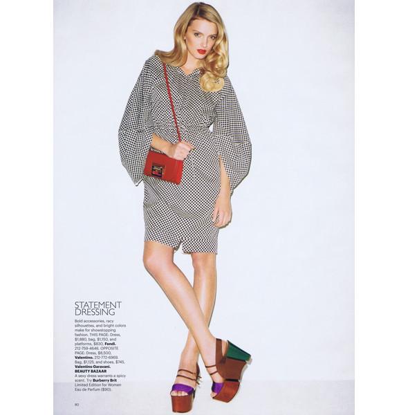 Новые съемки: i-D, Vogue, The Gentlewoman и другие. Изображение № 33.