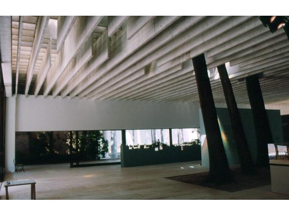 Скандинавский павильон, архитектор Сверре Фен, 1962г.. Изображение № 6.