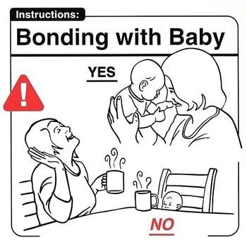Инструкция поэксплуатации младенца. Изображение № 22.