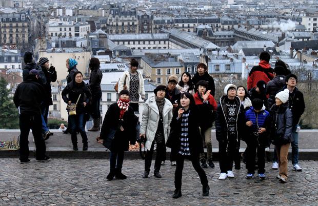 Японские туристы по всему миру. Изображение № 5.