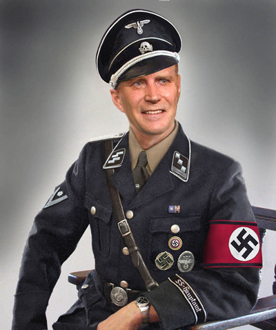 Hugo Boss признал сотрудничество с нацистами. Изображение № 5.