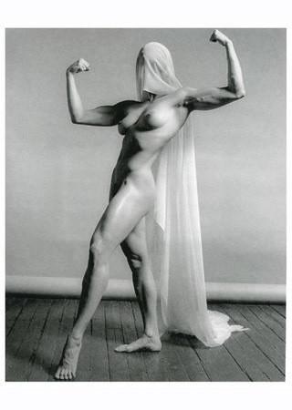 Части тела: Обнаженные женщины на фотографиях 70х-80х годов. Изображение № 23.