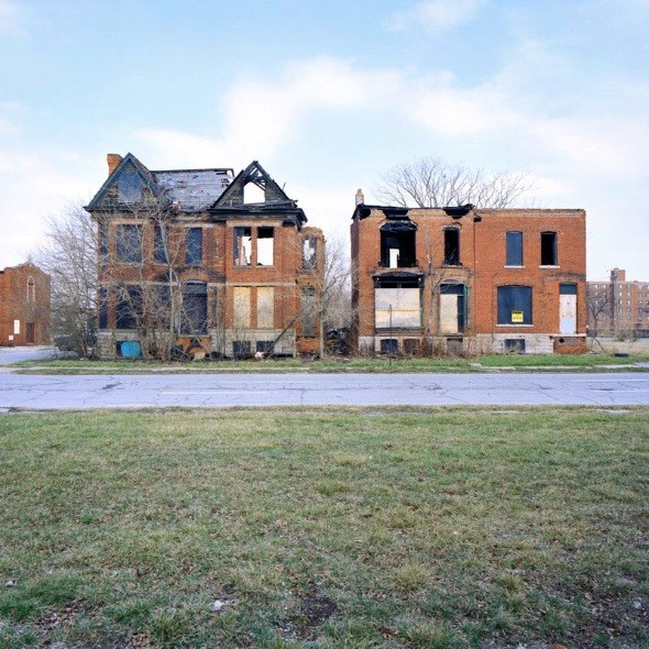 100 заброшенных домов. Изображение № 3.