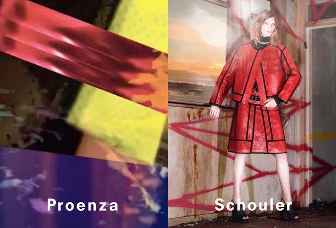 Опубликована новая кампания Proenza Schouler. Изображение № 1.