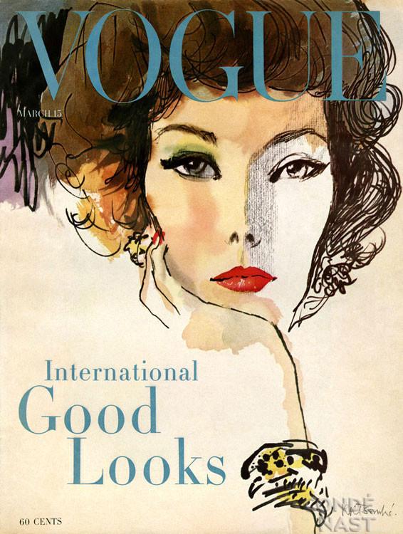 Калейдоскоп обложек Vogue. Изображение № 30.