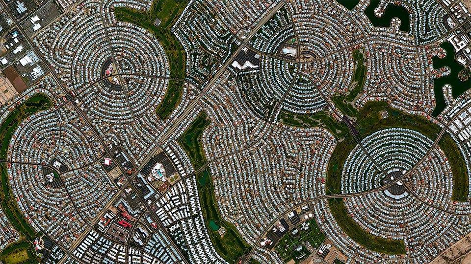 Снимки из космоса, напоминающие о хрупкости природы. Изображение № 21.