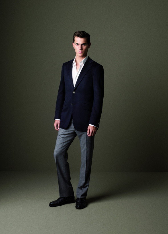 Alfred Dunhill SS 2012. Изображение № 3.