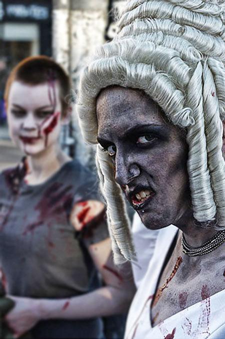 Zombie Walk. Изображение № 13.