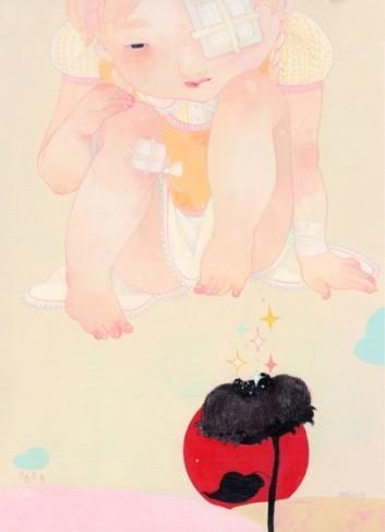 Как болеет за детей Хикари Шимода. Изображение № 26.