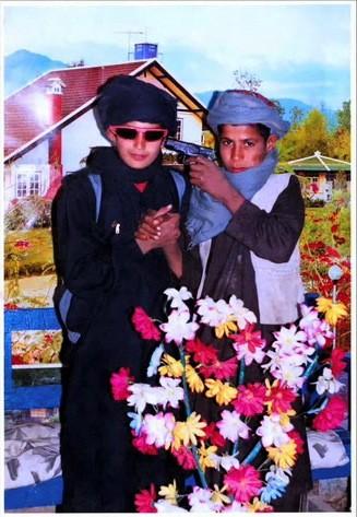 Талибан – ретушированная красота смерти. Изображение № 38.