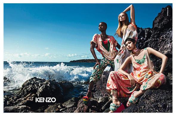 Изображение 18. Рекламные кампании: Yves Saint Laurent, Chanel и другие.. Изображение № 17.