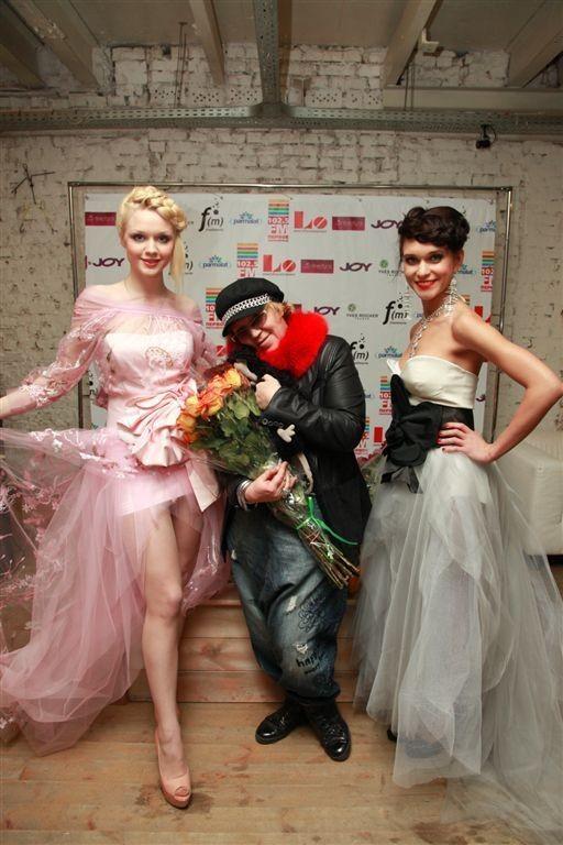Изображение 3. постфакт показа дизайнера Яны Недзвецкой для бренда LO  .. Изображение № 3.