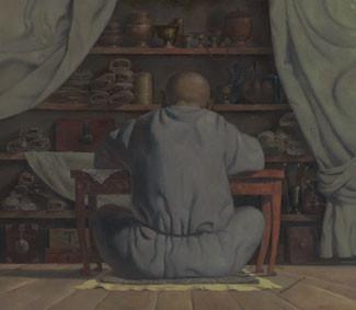 Галерея «Ханхалаев». Зорикто Доржиев иИрина Нараева. Изображение № 26.