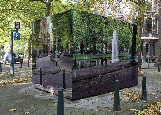 Роланд Оттен демонстрирует «Городской камуфляж». Изображение № 3.
