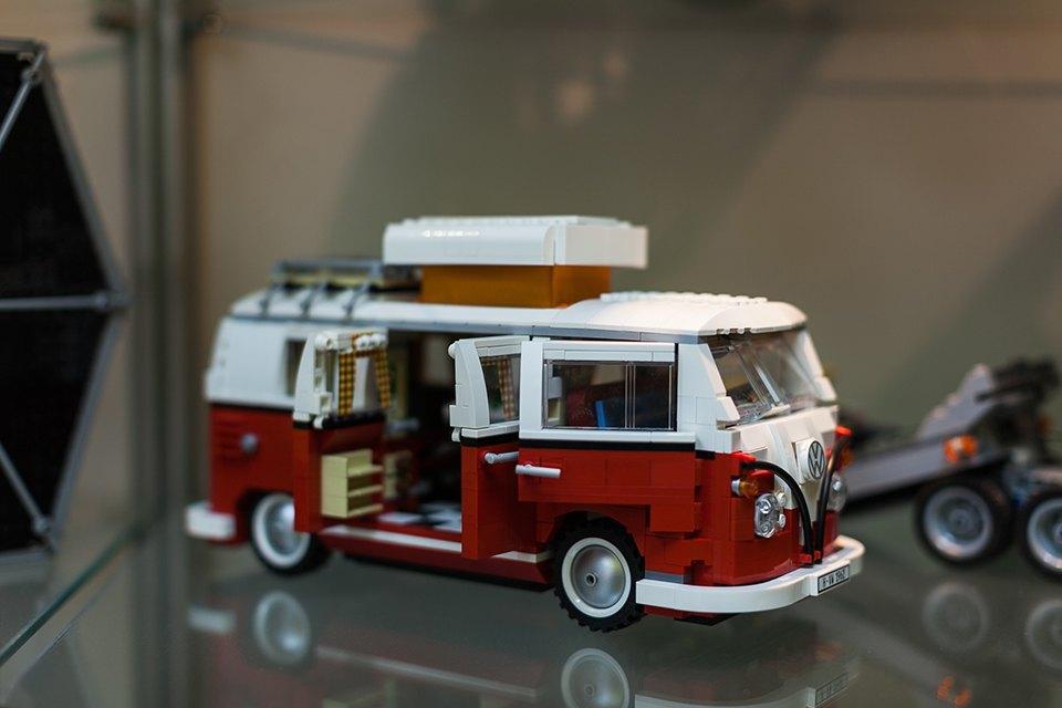 Как выглядит первый музей LEGO в Санкт-Петербурге. Изображение № 14.