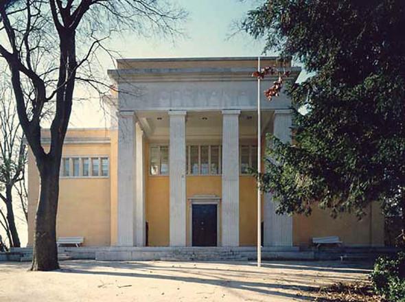 Павильон Германии, архитектор Даниэле Донги, 1909г., перестройка Эрнст Хайгер, 1934г.. Изображение № 3.