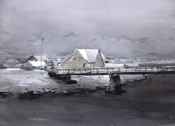 Torgeir Scjhölberg – ощущение севера. Изображение № 10.