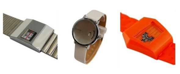 Дисковые часы — часы иаксессуар водном. Изображение № 2.