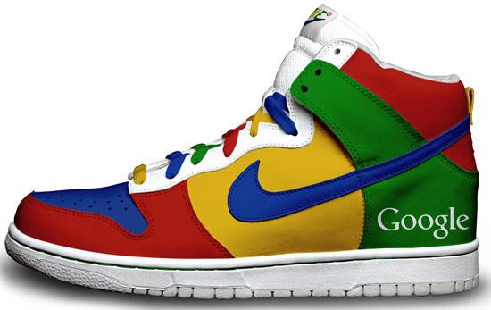 Метаморфозы белых кроссовок Nike. Изображение № 1.
