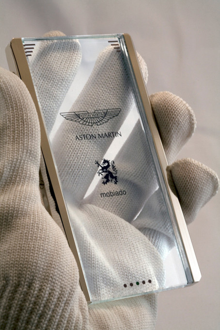 Изображение 4. Концепт телефона Mobiado CPT002 Aston Martin.. Изображение № 3.