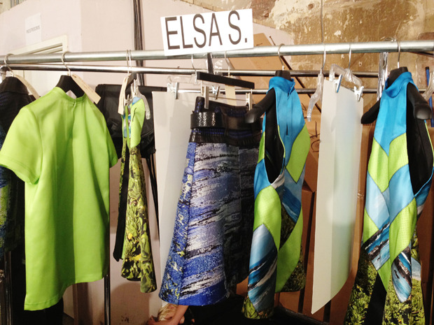 Дневник модели: Эксклюзив для Proenza Schouler на Нью-Йоркской неделе моды. Изображение № 30.