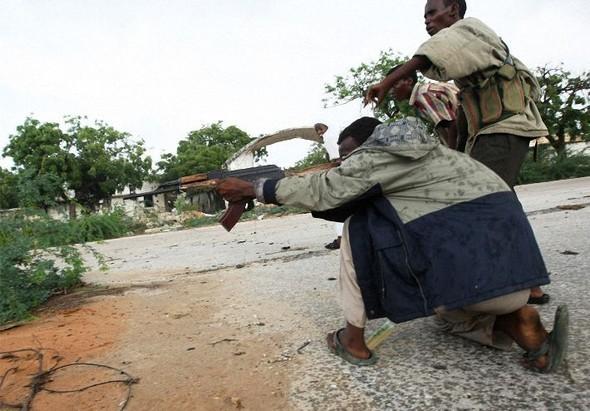 Сомали: война вфотографиях. Изображение № 19.