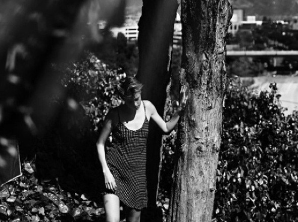 Изображение 15. Съёмки: i-D, Man About Town, Vogue и другие.. Изображение № 21.