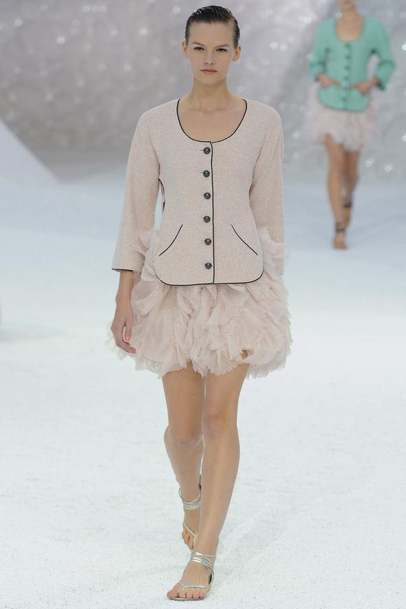Chanel на Парижской неделе моды. Изображение № 13.