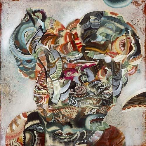 Точка, точка, запятая: 10 современных абстракционистов. Изображение № 53.