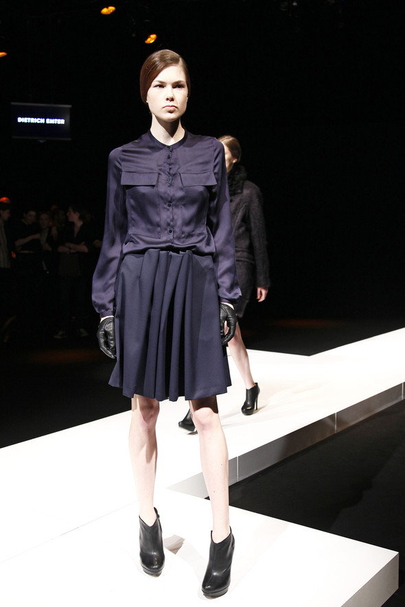 Berlin Fashion Week A/W 2012: Dietrich Emter. Изображение № 20.