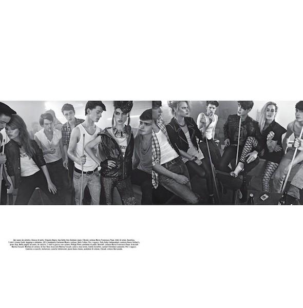 Изображение 28. Съемки: Dazed & Confused, Numero и Vogue.. Изображение № 28.