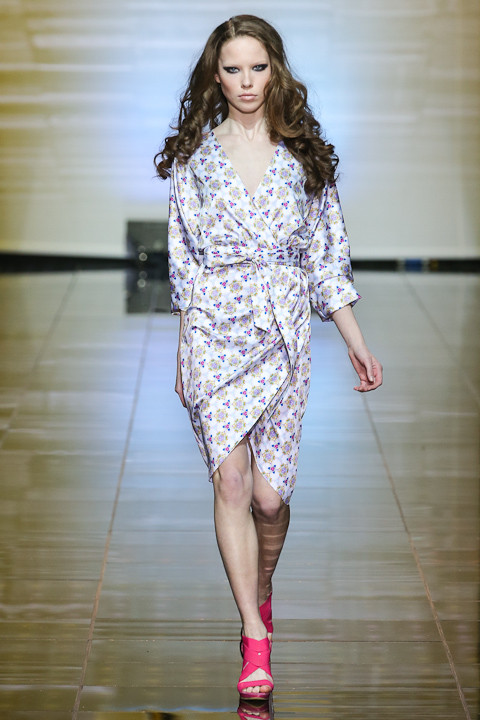 Masha Tsigal Autumn/Winter 12-13 Volvo Fashion Week. Изображение № 39.