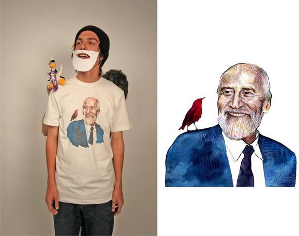Дизайнерские футболки отT-store. Изображение № 15.