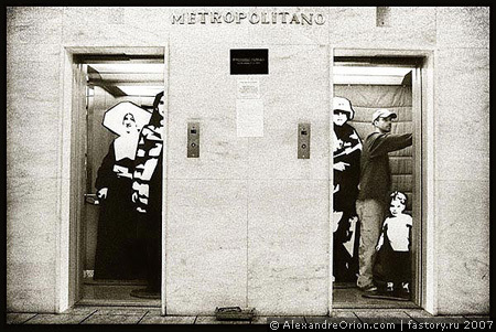 Граффити Александрэ Ориона. Изображение № 7.