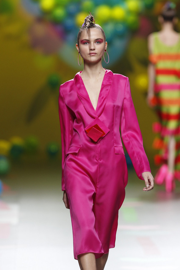 Madrid Fashion Week SS 2012: Agatha Ruiz de la Prada. Изображение № 27.