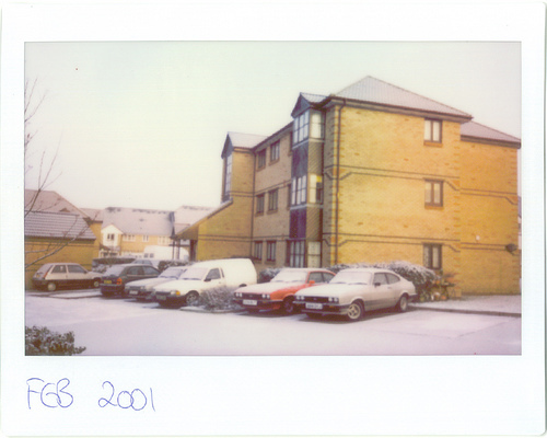 Polaroid cars. Изображение № 4.