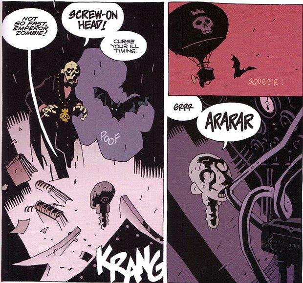 5 комиксов, обязательных к прочтению. Изображение № 10.