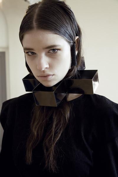 Бэкстейдж Лондонской недели моды. Изображение № 8.