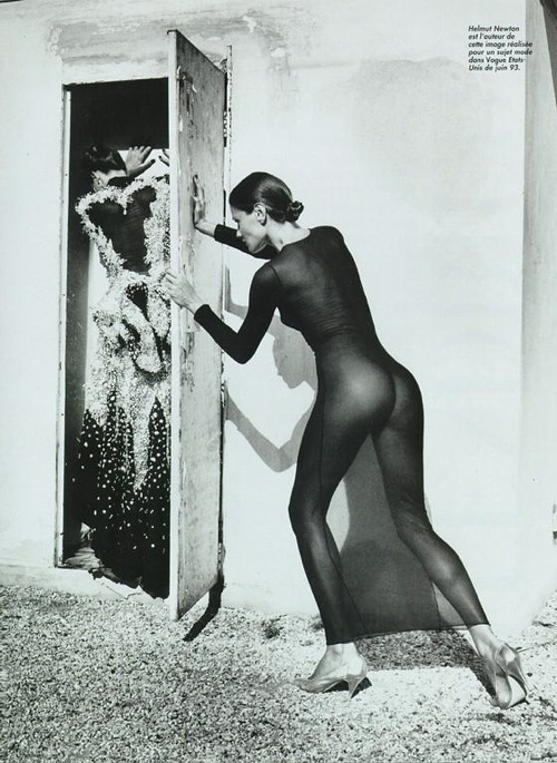 Helmut Newton-гурман женской плоти. Изображение № 30.