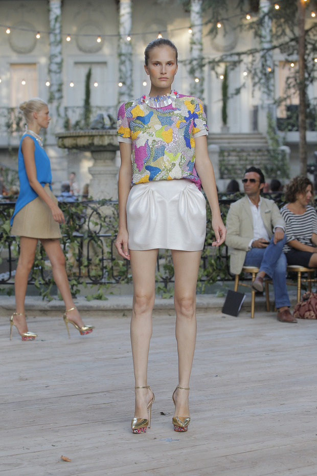 Madrid Fashion Week SS 2013: DELPOZO . Изображение № 18.