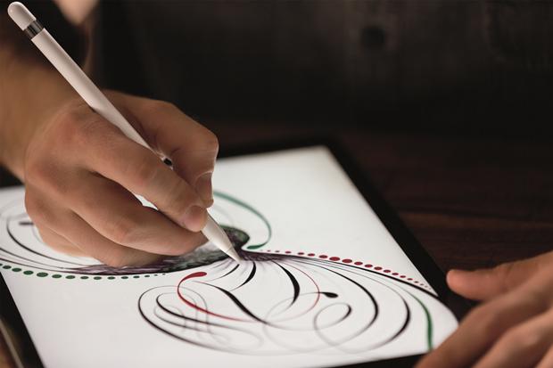 Apple сделала стилус и клавиатуру для iPad Pro. Изображение № 2.