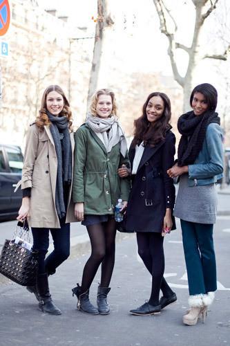 Нерабочее время: Блоги об уличном стиле моделей. Изображение № 17.
