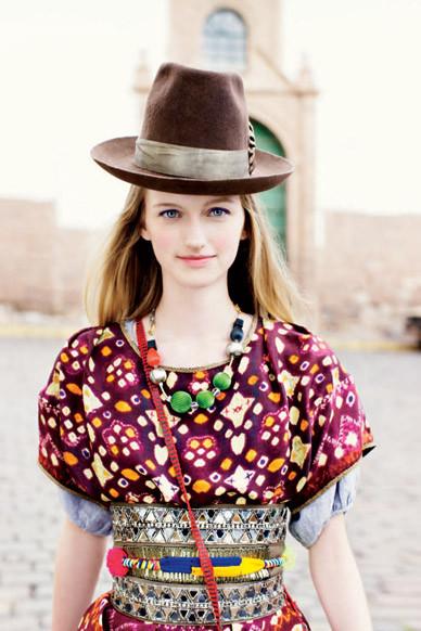 Spring MixTeen Vogue. Изображение № 3.