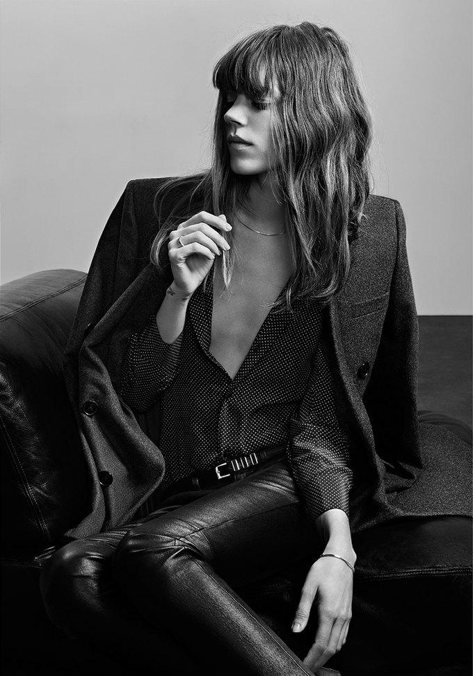 Вышли новые кампании Chanel, JNBY и Saint Laurent. Изображение № 76.