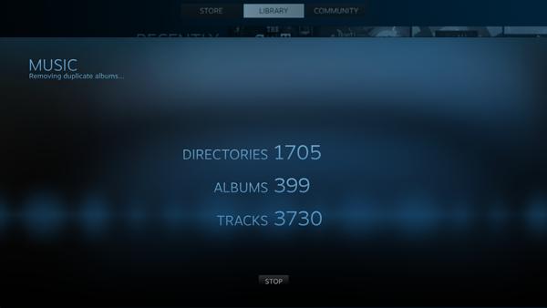 В Steam появится аудиоплеер. Изображение № 3.