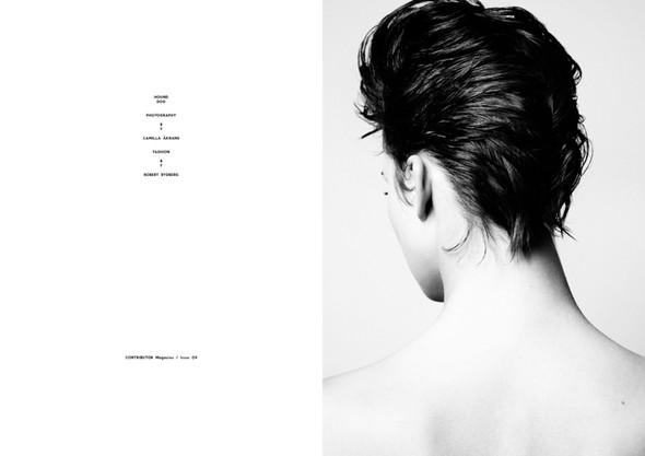 Eliza Cummings для Contributor Magazine: Я и Король. Изображение № 3.