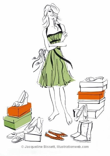 Иллюстратор Жаклин Биссет. Изображение № 15.